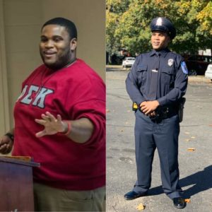 romar before after weight loss