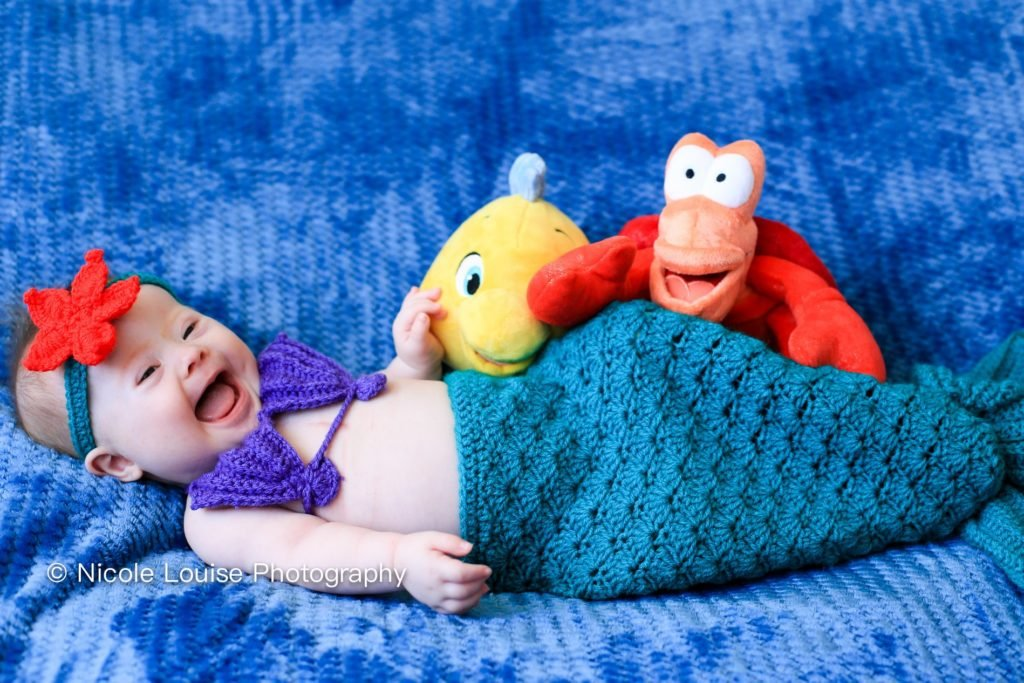 little mermaid photo