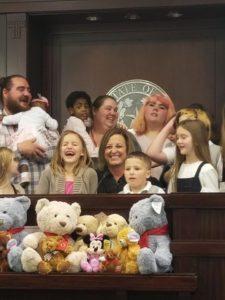 tarrant county adoption day
