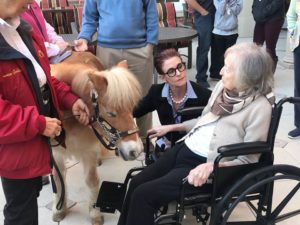 dare visits dementia patients