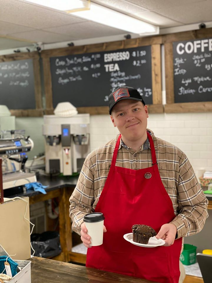 Man With Autism Can't Get A Job So He Opens His Own Inclusive Coffee Shop.
