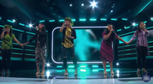 the tonga sisters' audition