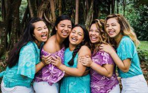 the tonga sisters