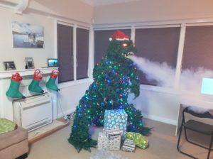christmas treezilla