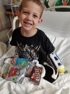 carlos in hospital