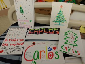 cards for carlos