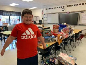 daniel toy drive gifts