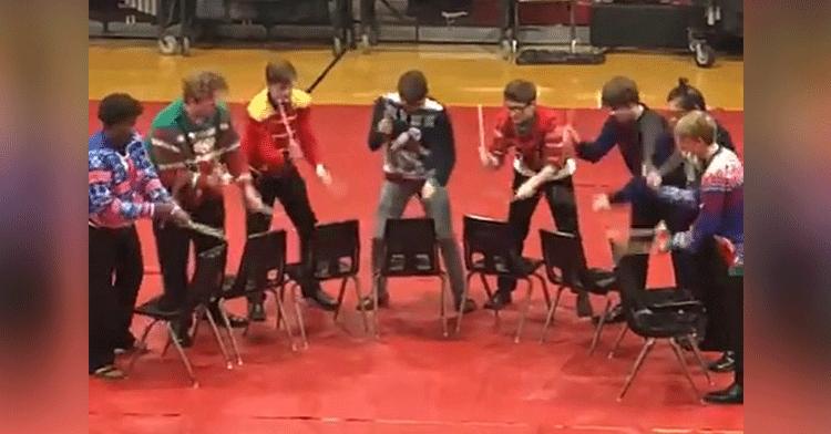 high school drummers