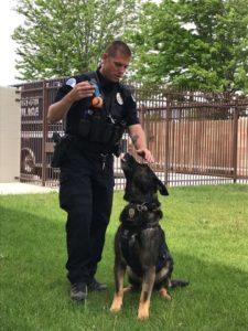 officer madsen and lemon