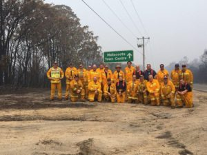 mallacoota fires out