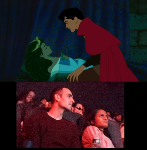sleeping beauty proposal