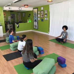 tabay teaches yoga
