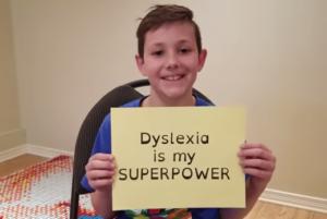 benjamin dyslexia