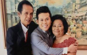 marcelito's family