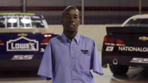 richie parker hendrick motorsports