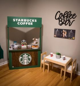 playroom starbucks