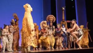 lion king proposal