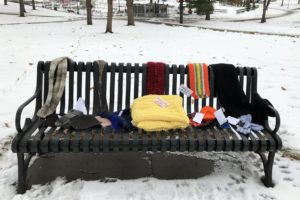 scarf bombing minneapolis