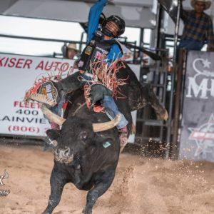 najiah knight bull riding