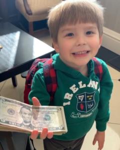 hudson's cash