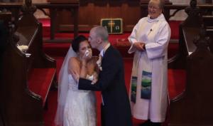 liz wedding surprise