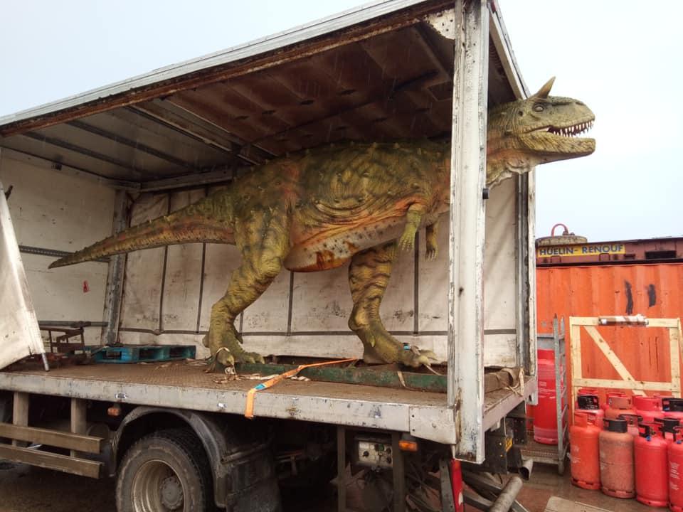chaz dinosaur