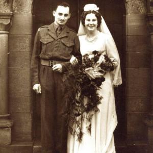 geoffrey and pauline's wedding
