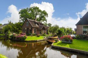 giethoorn village holland