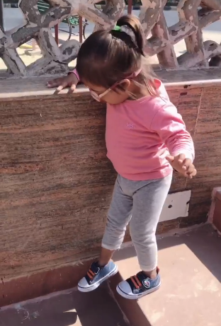 Four-year-old Down Syndrome Patient Braves through Anxiety ...