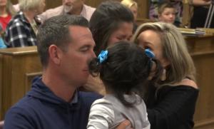 adoption hearing