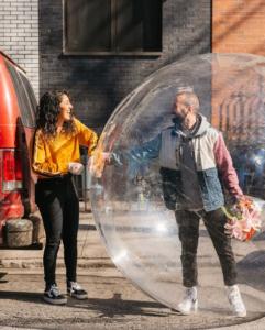 bubble date