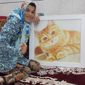 Fatemeh hammami nasrabadi art