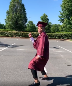 chance's graduation dance