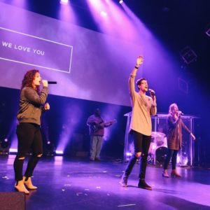 victory family church service