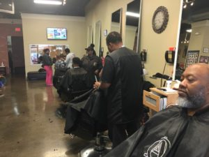 byron's salon