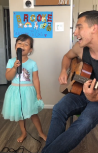 nick and sienna sing senorita