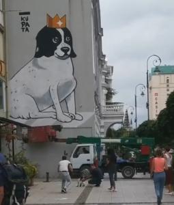 kupata mural