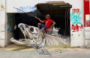scaf graffiti art