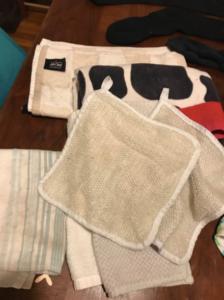 stolen laundry