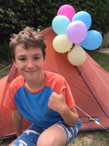 max's tent