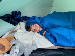 max in tent