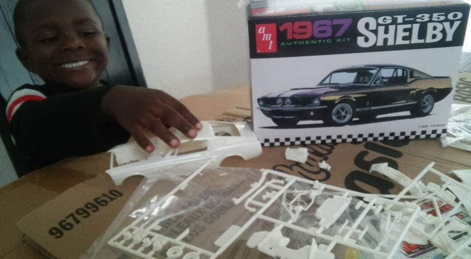markell model car