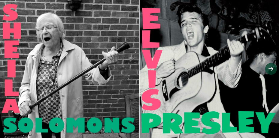 elvis cover