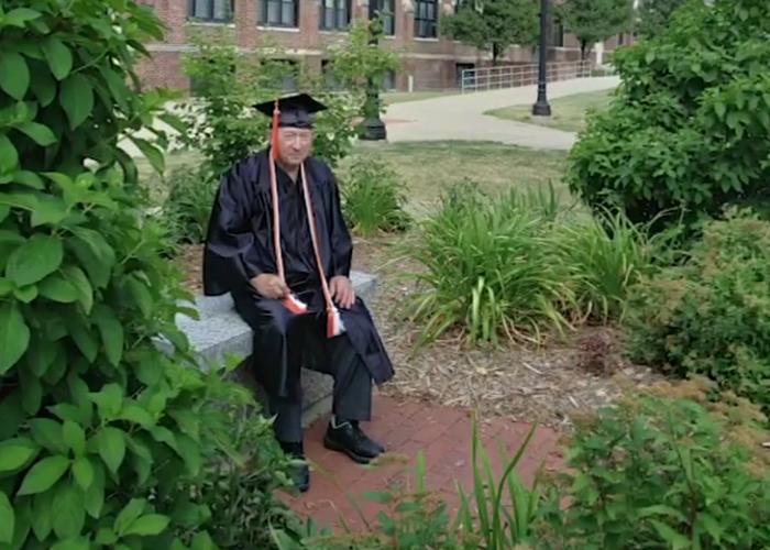 Ed Sanders Graduate