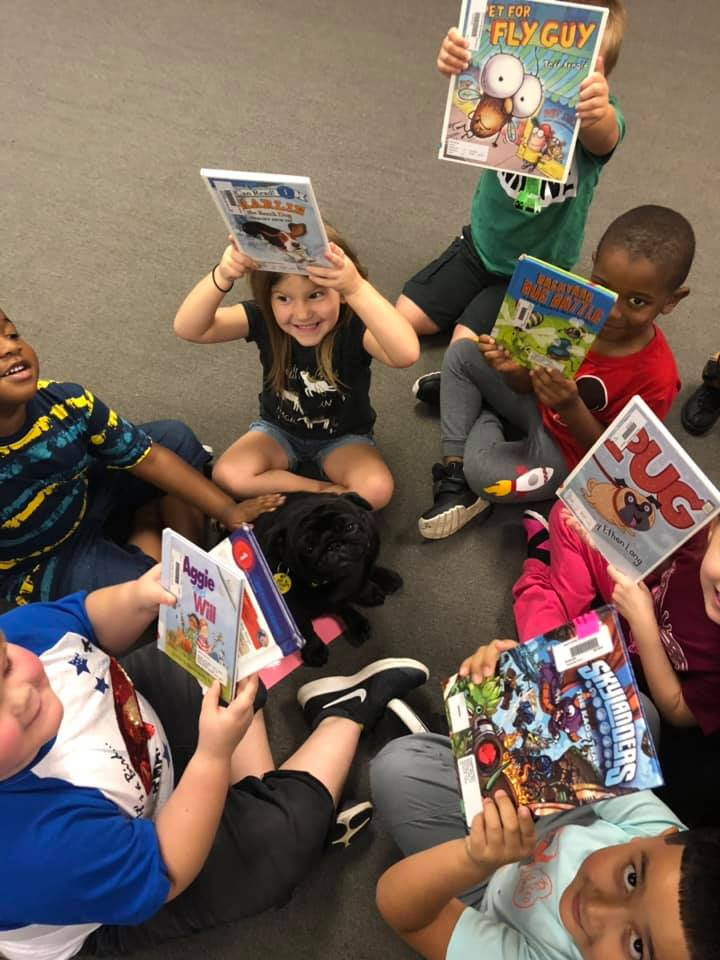 booker kids and books