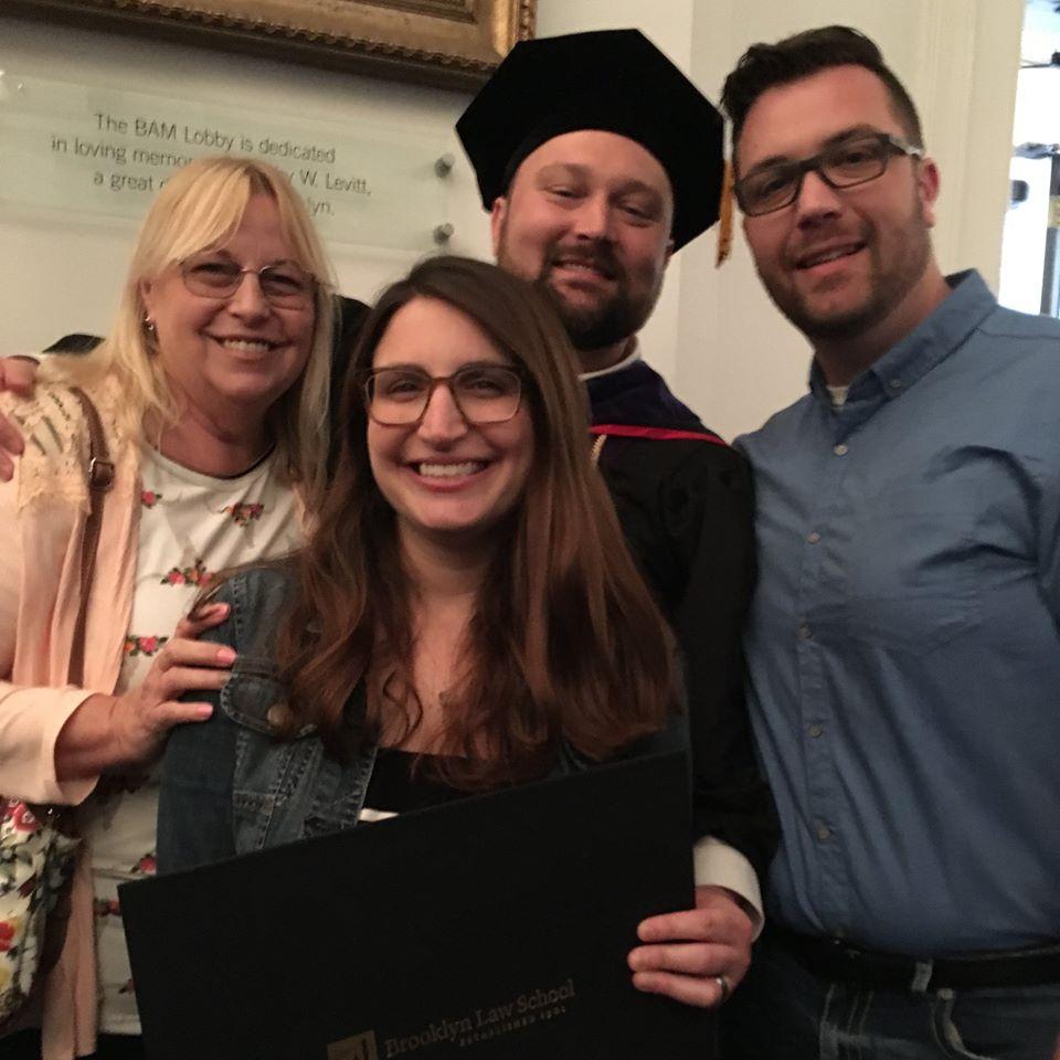 richard's law school graduation