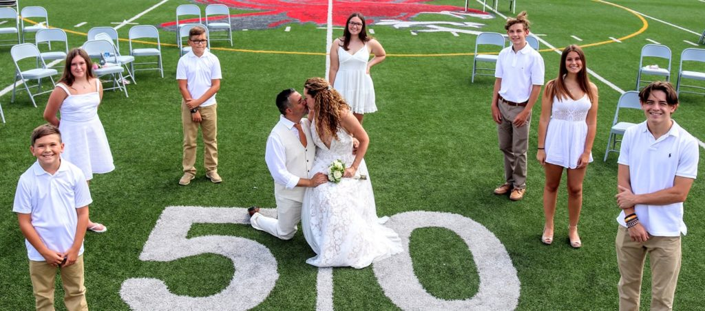 greg and janet's wedding