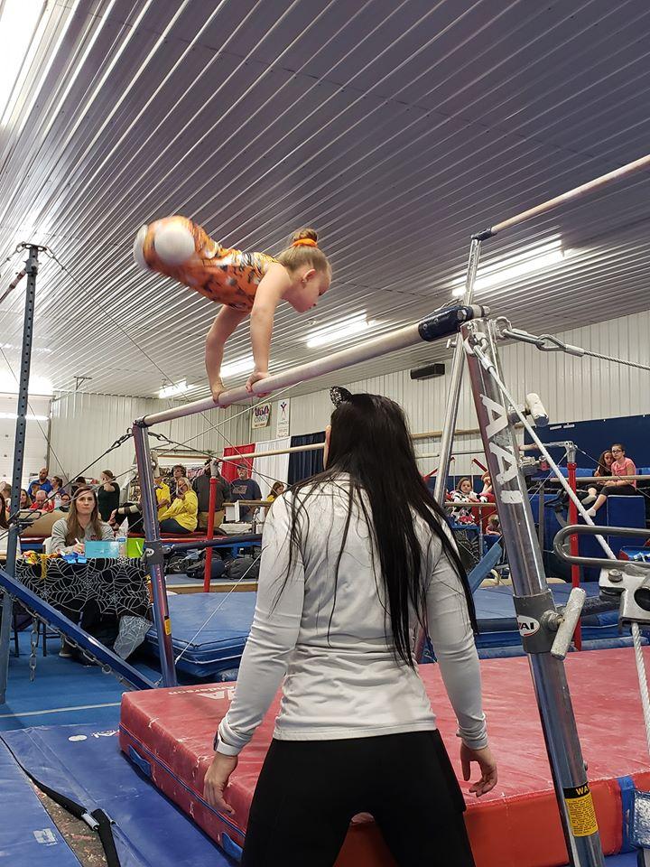 paige the gymnast