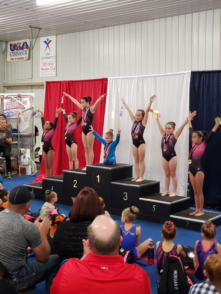 paige first place