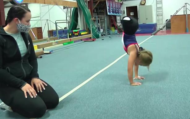 paige gymnast